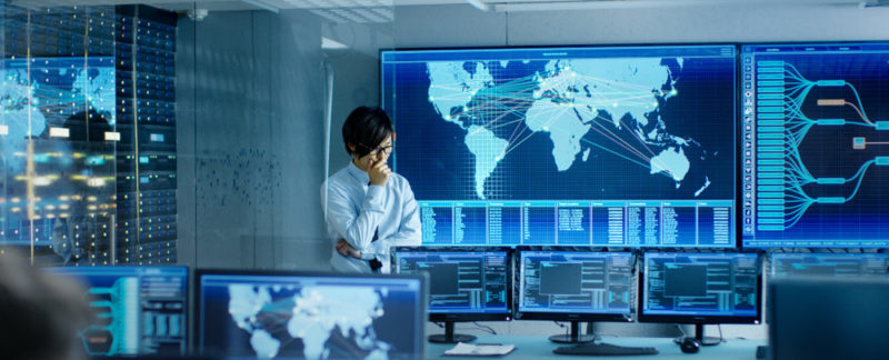 ai global supply chain