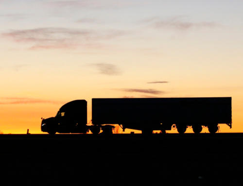 The Freight Transport Industry is Nearing a Major Shakeup